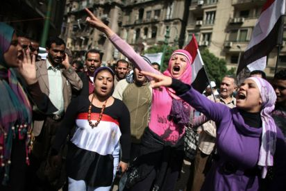واقع المرأة المصرية مع اقتراب نهاية عامها