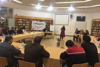 بيالارا و GIZ  تعرضان منهجية مشاركة الشباب في الحكم المحلي