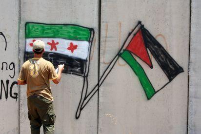 سورية بعيون الشباب الفلسطيني