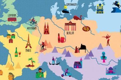 تخطط للسفر لأوروبا باجازة منتصف العام ... بالقانون.. تعرف على نمديد إقامتك بدول «الشنجن»