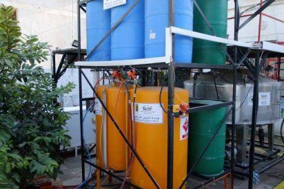 النفايات حل لمشكلتي الغاز والكهرباء بغزة