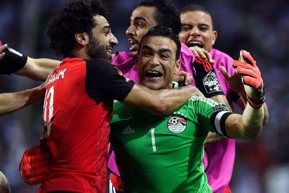 طريق مصر لنهائى أمم أفريقيا... 4 أهداف ومباراة من طرف واحد