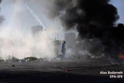 الأصوات الفلسطينية عقب اعتراف ترامب بالقدس عاصمة للاحتلال