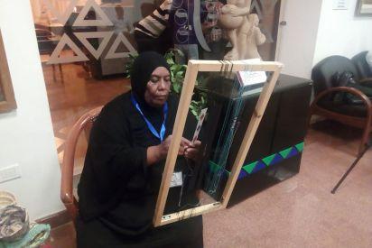 روحية النوبية... ماهرة في جنوب مصر