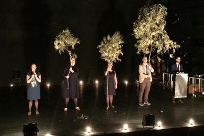 المسرح الفلسطيني واجهة ثقافية مهددة