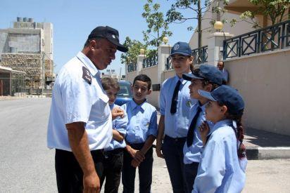 الشرطة المجتمعية في فلسطين خطوة لخدمة ومشاركة المواطن