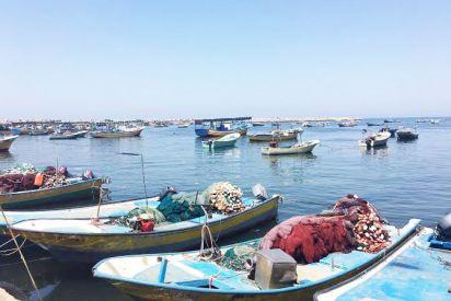 الصيادون في قطاع غزة: