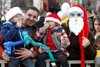كيف يحتفل الفلسطينيون برأس السنة؟