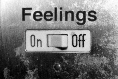 إنسان بلا مشاعر!