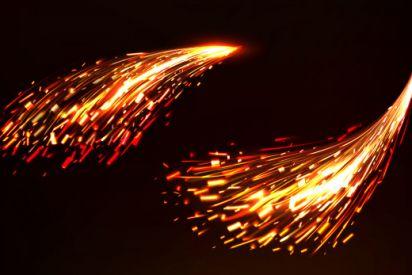 الألعاب النارية وأثارها الخطيرة على مستخدميها