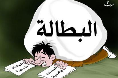 أمية جحا.. غزية تبدع في  رسم الكاريكاتير