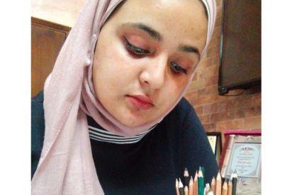 الفنانة التشكيلية ميس أبو غزالة: طفلة في عمر الشباب