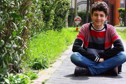 عمر المسكون، أصغر كوميدي في العالم العربي