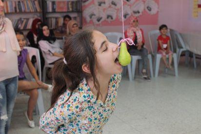بالصور-انشطة التربية الاعلامية في مدارس ضواحي القدس